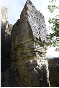 Klettergebiete in und um Stuttgart: Hessigheim
