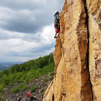 Kletterkurs für EInsteiger in Schriesheim