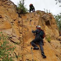 Klettersteig Kurs in Schriesheim